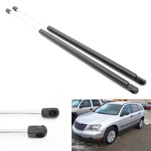 2pcs Auto Rear Liftgate Hatch Gas Charged Struts Spring Lift Support For 2004 2005 2006 2007 2008 Chrysler Pacifica Sport Utility