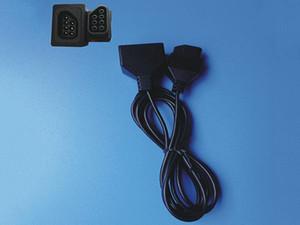 Nuova sostituzione per Nintendo NES Controller extension cable per nes