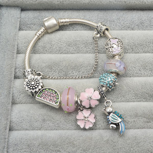 Series 2016 pink fruit watermelon DIY bracelet string act the role of Pandora style charm manufacturers selling in Europe