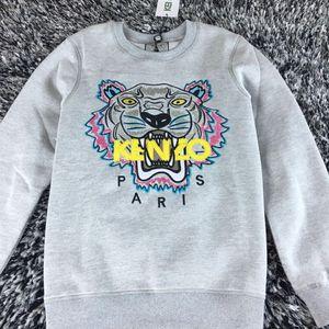 kevzo Neue Marke Tiger Head Hoodie Designer Gestickte Männer Frauen Sweatshirts Herbst Winter Unisex Hoodies Lässige Streetwear Jogger Trainingsanzug