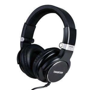 New Takstar HD 5500 Monitor earphones Dynamic Stereo Headphones Earphones Professional Audio Monitoring For PC DJ Music Studio