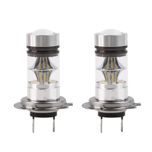 H7 100W High Power COB LED Car Auto DRL Driving Fog Tail Headlight Light Lamp Bulb White 12-24V car styling