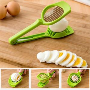 Яйцо Slicer раздел резак Гриб помидор резак многофункциональный Кухонные аксессуары приготовления инструмент Cozinha гаджеты салат инструмент