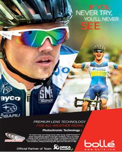 Importé d'Italie BOLLE 6ème sens 11841 cyclisme en plein air professionnel escalade en montagne lunettes de golf HD à pied