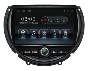 Lastest Android10.0 Octa-core 4 + 64G 1024 * 600 de la pantalla de HD DVD de navegación GPS para coche Mini Cooper 2014-2016 con 4G / Wifi DVR 1080P DAB DAB