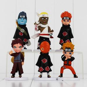 Новый Наруто рис Набор Фигурка ПВХ игрушки Действие Рисунок 10-12см Классические игрушки высокого качества Бесплатная доставка