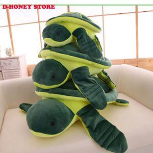 30cm 신품 거북이 애니메이션 인형 봉제 인형 바다 거북 인형 장난감 인형 Brinquedos Kids Toys 친구에게 선물 봉제 인형 장난감