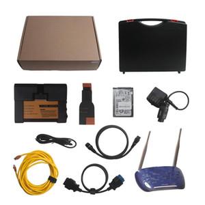 Nova Melhor qualidade BMW ICOM A2 + B + C Ferramenta de Programação de Diagnóstico com Wi-fi bmw icom a2 frete grátis