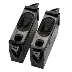 Freeship 2pcs Altavoz de audio de rango completo 8ohm 8W LCD Subwoofer de TV 8 ohmios 8 W Altavoces Anuncian Locomotora navegación de carga DIY para SONY 3558