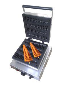 Ücretsiz Kargo ~ Elektrikli 110 v 220 v Lolly waffle makinesi 4 lolly çubukları