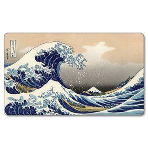 Many Choice Magic Kartenspiele Custom Playmat MTG, thegreatwave Grand Cenobite Playmat, Brettspiele Ultra TablePad Pro mit Gratis Tasche