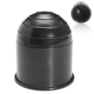 50mm en plastique noir boule de remorquage en plastique couvercle de voiture voiture remorquage attelage Towball protéger