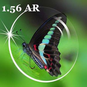 1,56 Просветляющие AR очки клиринговые линзы Оптические линзы для глаз Линзы оптические Линзы Супер тонкий Асферические смолы линзы по рецепту