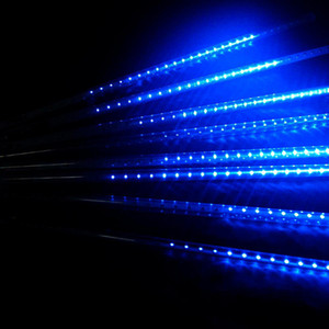 20cm 30cm 50cm waterproof DIP LED Meteor Shower Rain Tubes LED Lighting for Party Wedding Decoration Christmas Holiday LED Meteor Light