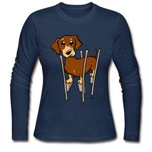 Meilleur vente femmes tee et automne plage surf t-shirt femme chemise en coton à manches longues confortable respirant jeunesse loisirs chemises