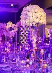 الشظية العقلية ليست واضحة) طريق الزفاف يؤدي عمود الديكور / العمود لحفل الزفاف والمناسبات
