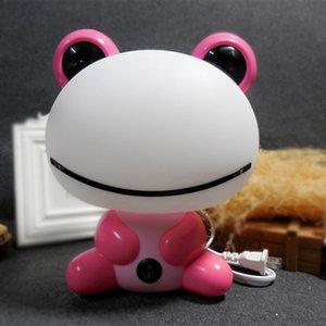 Frog prince noite dom luz ambiente de trabalho criativo estudo decoração da luz 3D estilo bonito dos desenhos animados de cabeceira infantil