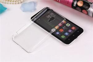 Claro duro caja de la PC para Huawei Nova 3 3I 5i 4 6SE 2S P30 P40 PRO P9 P20 P10 PLUS LITE transparente cubierta en blanco teléfono de nuevo la piel de la manera 100pcs