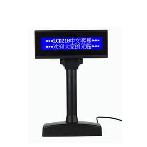 O monitor LCD de alta qualidade da exposição do cliente do preço baixo LCD210A aceita o OEM com uma garantia do ano