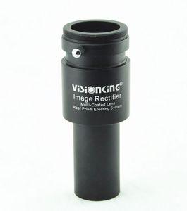"""Visionking 1.25 """"Монтажная призма для ньютоновского отражателя Астрономический телескоп Roof Right Изображение короткое и компактное"""