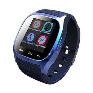 Smart Bluetooth watch waterproof watch phone remote control picture alarm clock