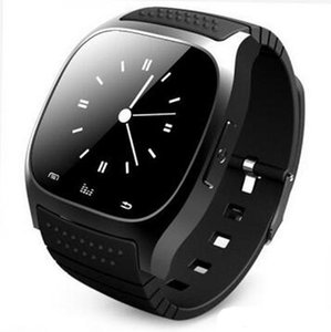 Reloj Smartwach Dispositivo portátil Smartwatch Bluetooth Smart Watch M26 para iPhone IOS Android Windows Phone Wear Connected