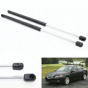 2004-2005 2006 2007 2008 Acura TL için 2 adet Ön Hood Oto Gaz Bahar Prop Kol Kaldırma Destek Uyumlar