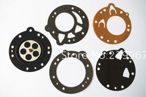 5 X Carburador gaxeta reconstruir diafragma 5 pcs kit GND-30 ZAMA LA-S6 LA-S7 A-S8 A / LB-S9 carby fit Stihl motosserra 070 090 08 S TS350