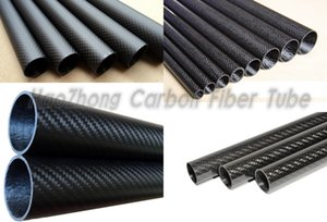 13MM OD x 11MM ID x 1000MM (1m) 100% Roll 3k Carbon Fiber tube   Tubing  pipe, wing tube Quadcopter arm Hexrcopter 13*11