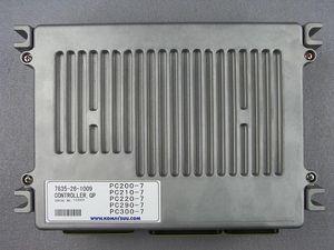 Schneller kostenloser Versand! Komatsu PC200-7-Computerplatine - PC-7-Grabmaschinensteuerung - Grabmaschinenplatine - Komatsu-Baugruppe