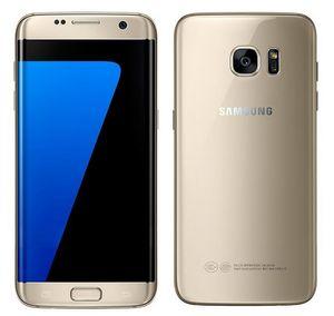 """تم تجديده الأصلي سامسونج غالاكسي S7 حافة G935A G935T G935P G935V G935F مقفلة الهاتف الخليوي 5.5 """"الثماني الأساسية 4GB / 32GB 12MP 4G LTE"""