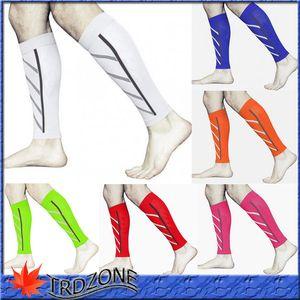Unisex All Sports Leg Pantorrilla Leg Brace Support Estiramiento Manga Compresión Ejercicio