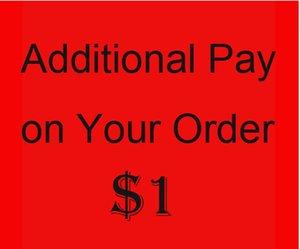 Siparişinizde Ek Ödeme: Ödeme / İnceleme Llink Sipariş / Karışık Sipariş
