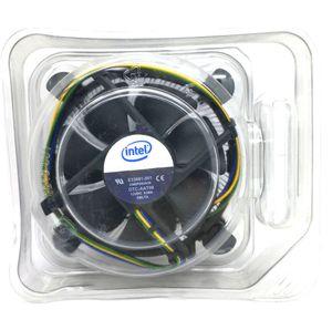 Nuovo originale per Intel 1155 1156 1150 775 radiatore in alluminio 4 Wires PWM CPU CPU Cooler fan