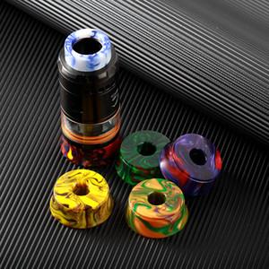 El más nuevo Base de resina epoxi 22 mm RDA Atomizador Clearomizer Soporte de exhibición Bases Fit 510 RDA RBA RTA Tanque Vape Mod Cigarrillo electrónico