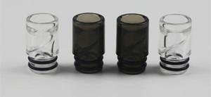 Mais barato espiral drip tip 510 bocal para tfv8 tfv8 bebê kangertech tanque Pangu atomizador geekvape rda e cig