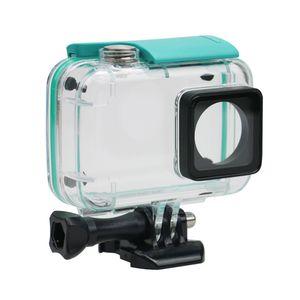 Xiaoyi 4 K Spor Kamera için su geçirmez Konut Case 45 M Su Geçirmez Xiaoyi Eylem Kamera Için Kılıf Kabuk Korumak