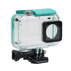 Boîtier étanche à l'eau Xiaoyi Case Xiaoyi 4K Case d'action de l'imperméable à l'eau Protégez la caméra de caméra de sport pour 45M WMPDP