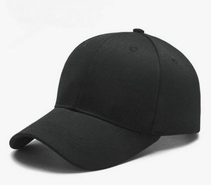 Korean Style Fashion Solid Color Baseball Hats Cotton Peaked Caps Outdoor Sports Sunhat Caps Snapback Caps