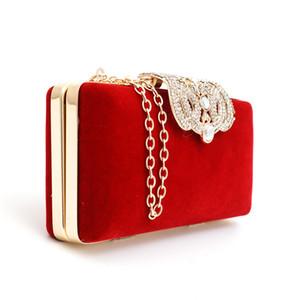 HBP المرأة حقائب الكتف المرأة سلسلة حقيبة crossbody حقائب الترفيه مأدبة محفظة عالية الجودة الإناث 34531393