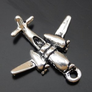 20 PCS Antique Silver Alloy Plano Pingente Encantos Jóias Encontrando 23 * 22 * 4mm 50115 fazer jóias