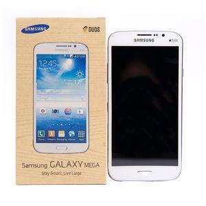 "Mega Remis à neuf Samsung Galaxy I9152 5.8 Cell Phone 5.8"" Dual Core 1.5GBRAM 8GBROM appareil photo 8 mégapixels débloqué téléphone remis à neuf Téléphone intelligent"