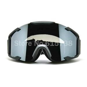Neue Ankunft Schwarz Motorrad Goggle Dirt Bike Downhill Brille Motocross Offroad Brillen ATV Gafas Googles
