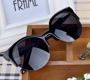 2016 новое прибытие Марка дизайнер солнцезащитные очки для мужчин женщин мода UV400 классические солнцезащитные очки с металлической петлей завод Оптовая