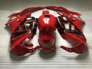 Pièces de carénage rouge vif pour HONDA CBR600F3 95 96 CBR 600F3 CBR600 CBRF3 CBR 600 F3 1995 1996 Kit carénage moto HG66