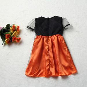 Giochi di ruolo Abiti Stage Dance Show Chilrden's Day Pirati Cosplay Abbigliamento Halloween Costumi per feste Abbigliamento Completo per ragazza