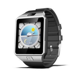QW09 Android 3g Bluetooth Smart Watch MTK6572 Dual Core 512 Mo de RAM 4 Go de ROM Podomètre 3G smartwatch livraison gratuite