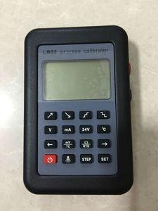 Freeshipping сопротивление текущий вольтметр генератор сигналов источник сигнала калибратор процесса 4-20 мА/0-10 в / МВ ЖК-дисплей обновление от LB01