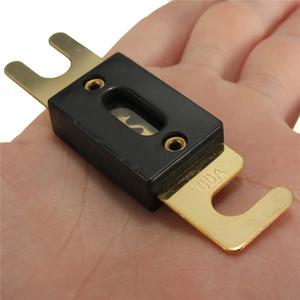Wholesale-1PC 100A ANL Fuse Durable Blade Metal Fuse For Car Vehicle Auto Audio Signal Transfer Noise Elimination