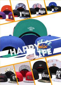 CAYLER SON Yeni Snapback Kapaklar Erkekler Snapback Kap Ucuz Cayler ve Oğulları snapbacks Spor Şapka CS Moda Snapbacks Hip Hop En Kaliteli Kapaklar